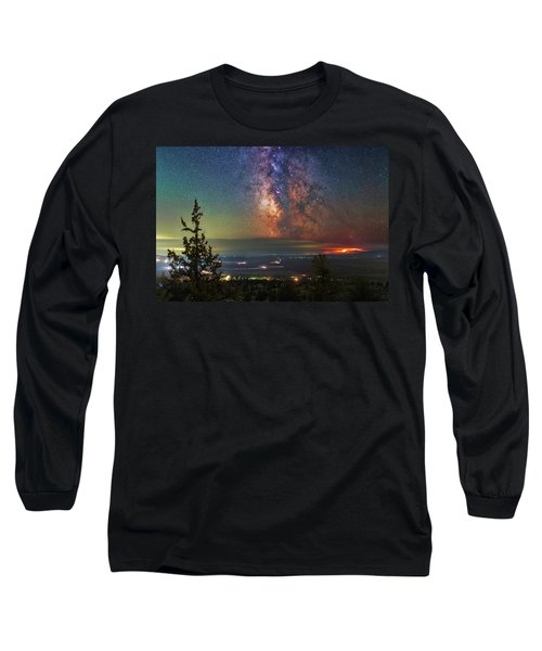 Milli Fire Long Sleeve T-Shirt
