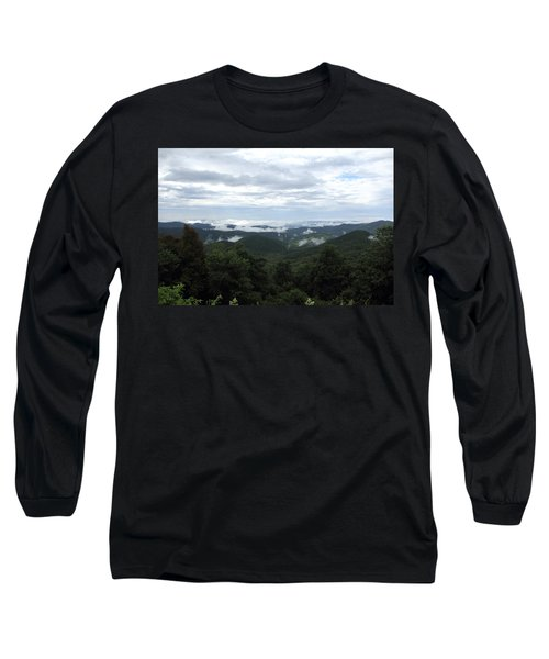 Mills River Valley View Long Sleeve T-Shirt