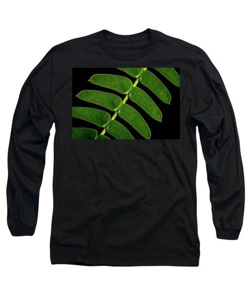 Mimosa Long Sleeve T-Shirt by Jay Stockhaus