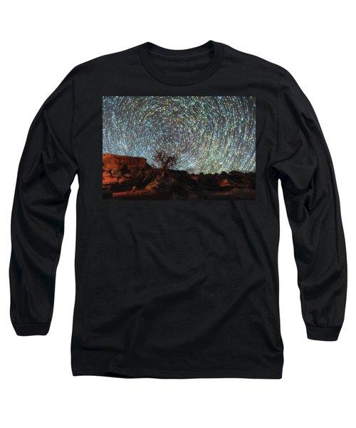 Mind Bending Long Sleeve T-Shirt
