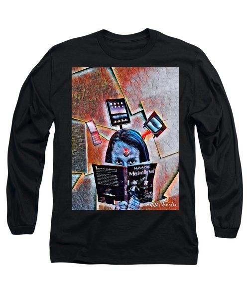 Mind Lock Long Sleeve T-Shirt