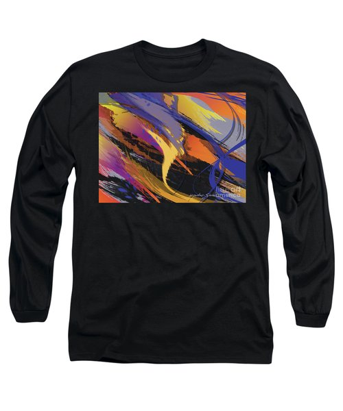 Mind Speed Long Sleeve T-Shirt