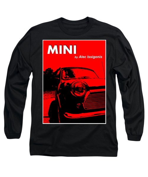 Long Sleeve T-Shirt featuring the photograph Mini by Richard Reeve
