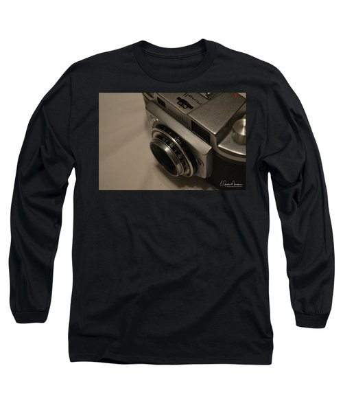 Minolta A Long Sleeve T-Shirt by Gordon Mooneyhan