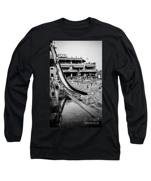 Miramar Pool  Long Sleeve T-Shirt