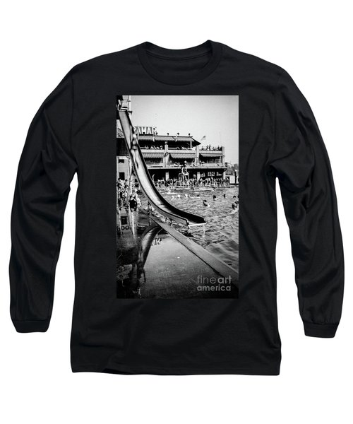 Miramar Pool  Long Sleeve T-Shirt