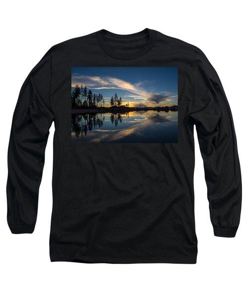 Mirror Sunset Long Sleeve T-Shirt