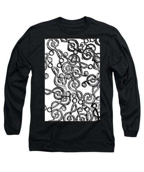 Mishmash Melodies Long Sleeve T-Shirt
