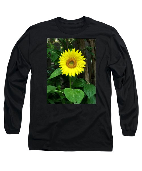 Miss Sunshine Long Sleeve T-Shirt by Carol Sweetwood