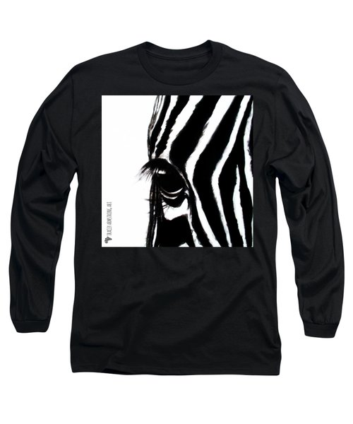 Miss Zebbie Long Sleeve T-Shirt
