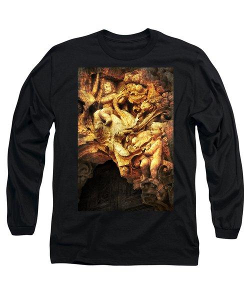 Mission Cherubs Long Sleeve T-Shirt