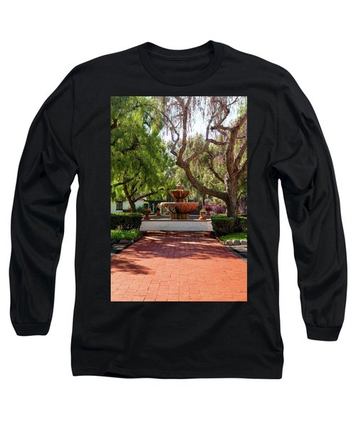 Mission Fountain Long Sleeve T-Shirt