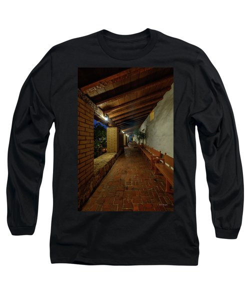 Mission San Luis Obispo Long Sleeve T-Shirt