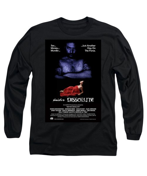 Mister Dissolute Poster A Long Sleeve T-Shirt