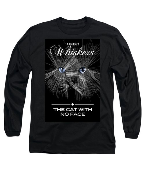 Mister Whiskers Long Sleeve T-Shirt