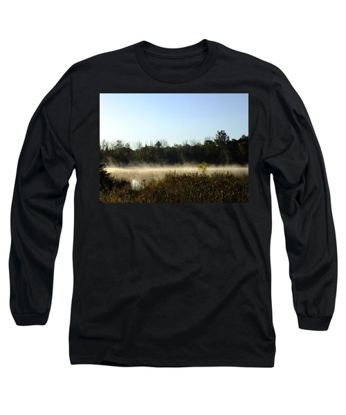 Mists On The Welland Long Sleeve T-Shirt