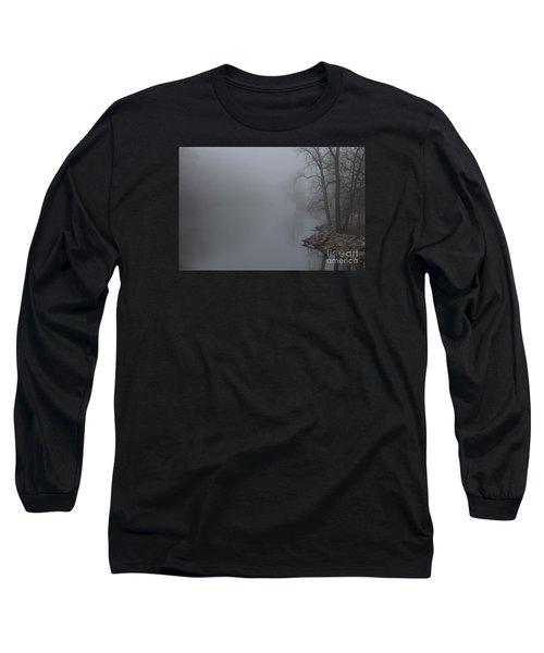 Misty River Long Sleeve T-Shirt