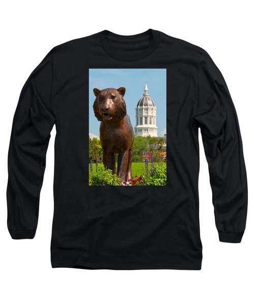 Mizzou Long Sleeve T-Shirt by Steve Stuller