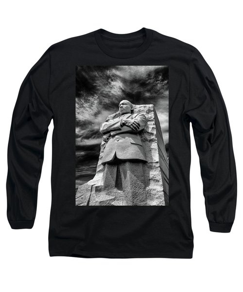 Mlk Memorial Long Sleeve T-Shirt