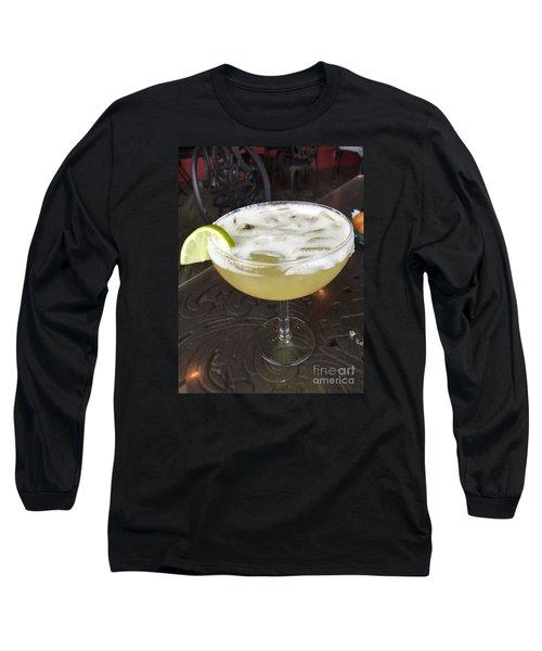Mmmmm Margarita Long Sleeve T-Shirt