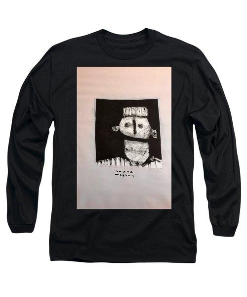 Mmxvii Content Long Sleeve T-Shirt
