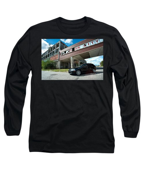 Mo Or City Long Sleeve T-Shirt