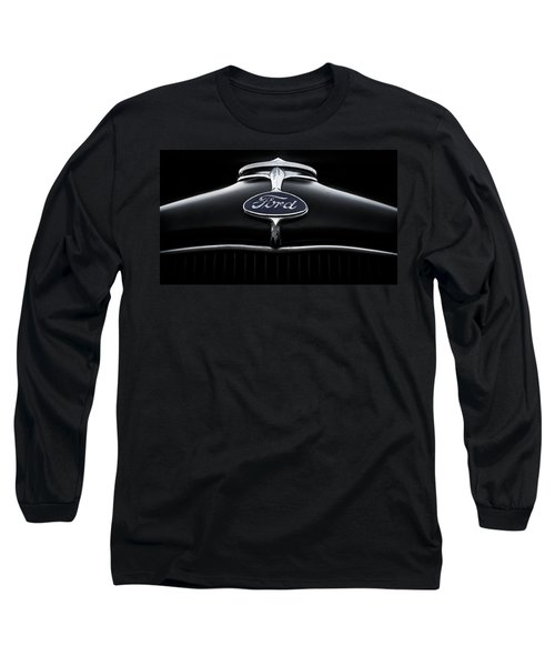 Model A Ford Long Sleeve T-Shirt