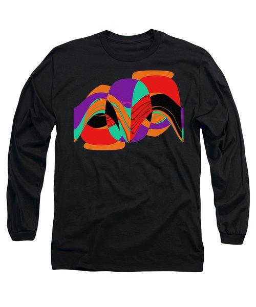 Modern Art 2 Long Sleeve T-Shirt