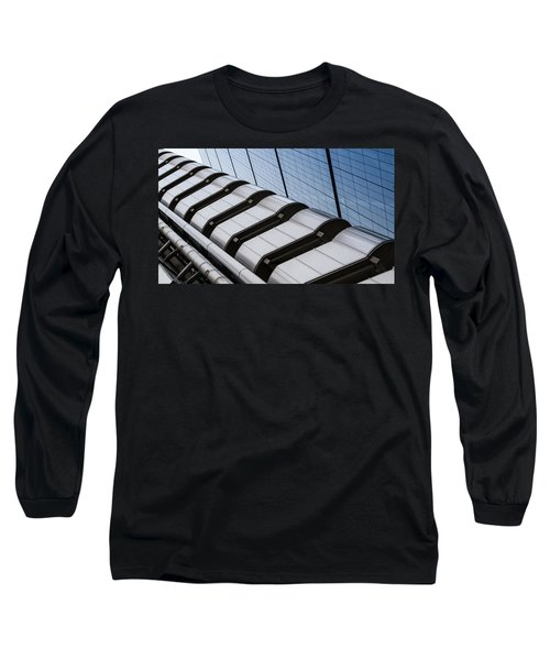 Lloyds Building Bank In London Long Sleeve T-Shirt