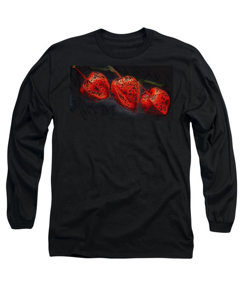 Modified Look Long Sleeve T-Shirt by Gabriella Weninger - David