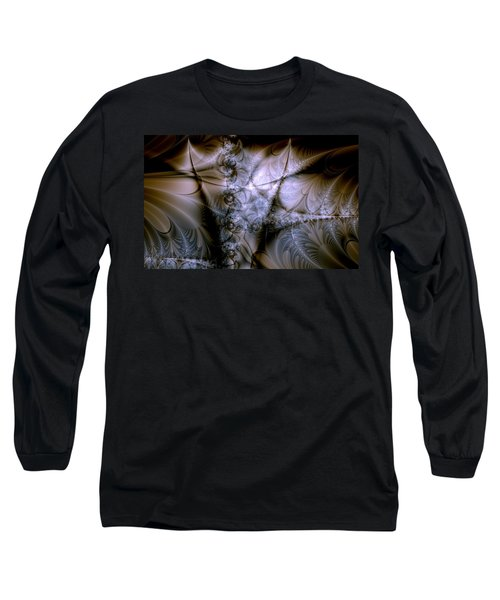 Molecular Cacao Long Sleeve T-Shirt