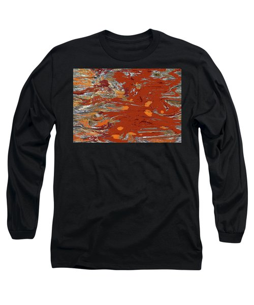 Molten Earth Long Sleeve T-Shirt