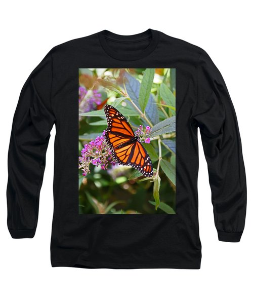 Monarch Butterfly 2 Long Sleeve T-Shirt