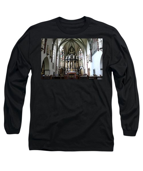 Monastery Church Oelinghausen, Germany Long Sleeve T-Shirt