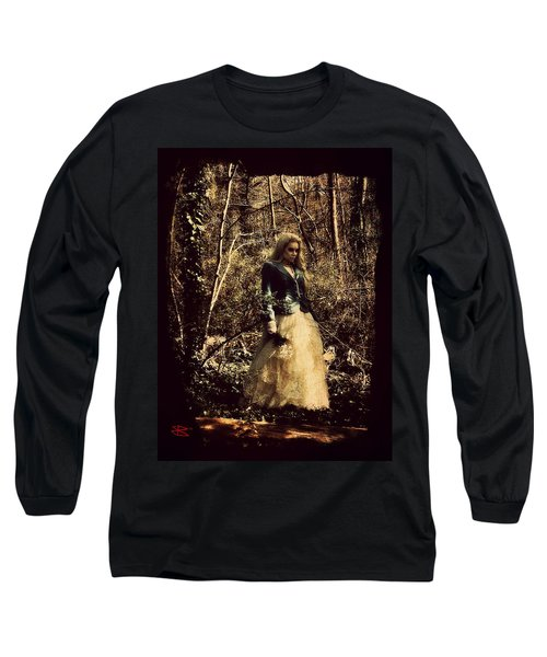 Monique 1 Long Sleeve T-Shirt