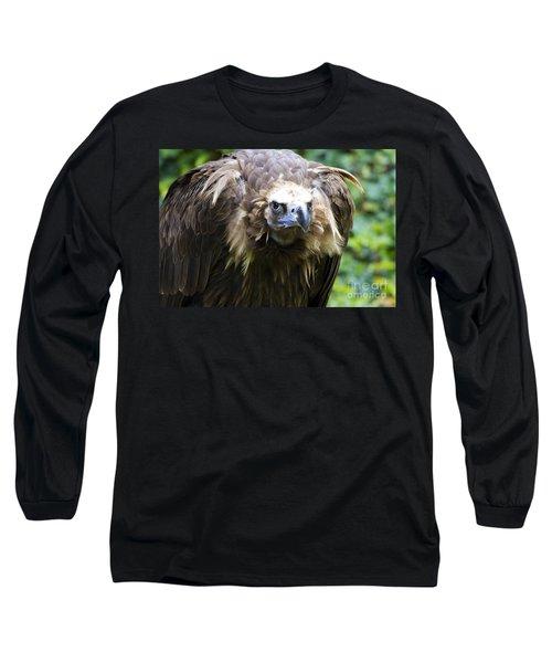 Monk Vulture 3 Long Sleeve T-Shirt
