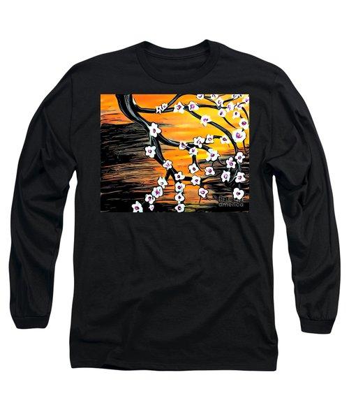 Mono No Aware Long Sleeve T-Shirt