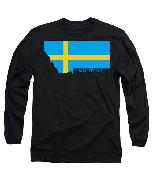 Montana Swede Long Sleeve T-Shirt