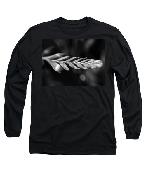 Long Sleeve T-Shirt featuring the photograph Montbretia  by Keith Elliott