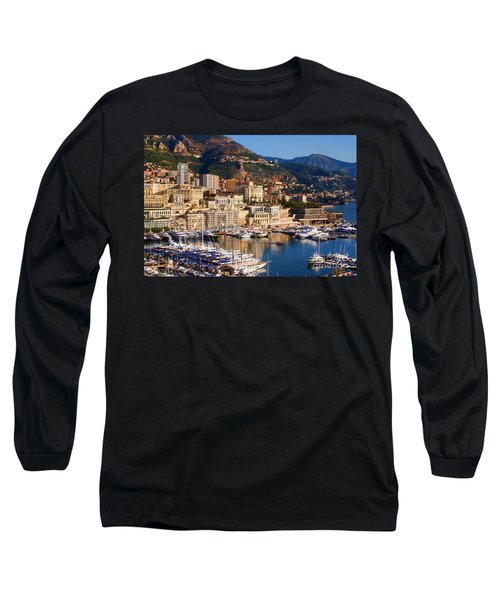 Monte Carlo Long Sleeve T-Shirt