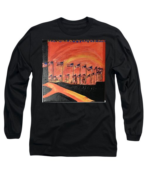 Monument II Long Sleeve T-Shirt