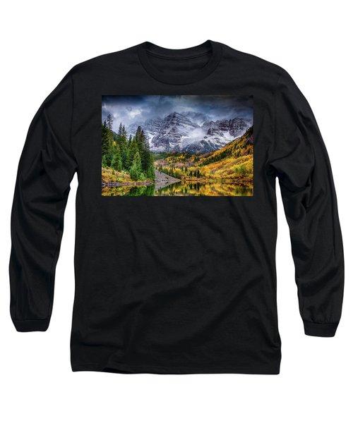 Moody Bells Long Sleeve T-Shirt