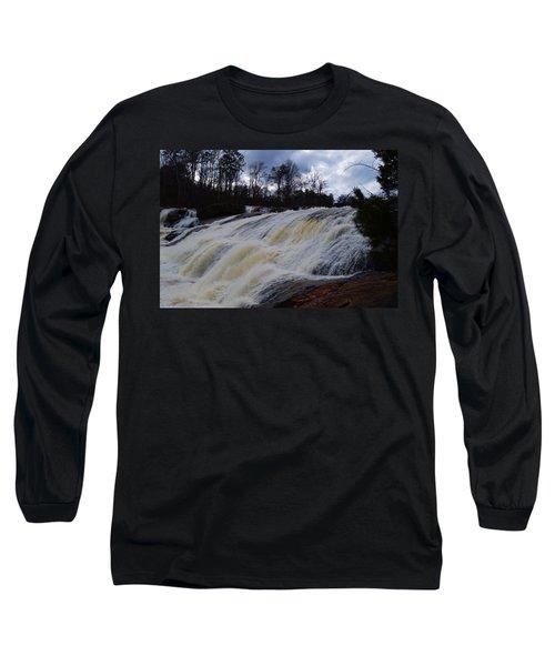 Moody Flow Long Sleeve T-Shirt by Warren Thompson