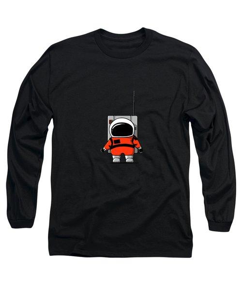 Moon Man Long Sleeve T-Shirt