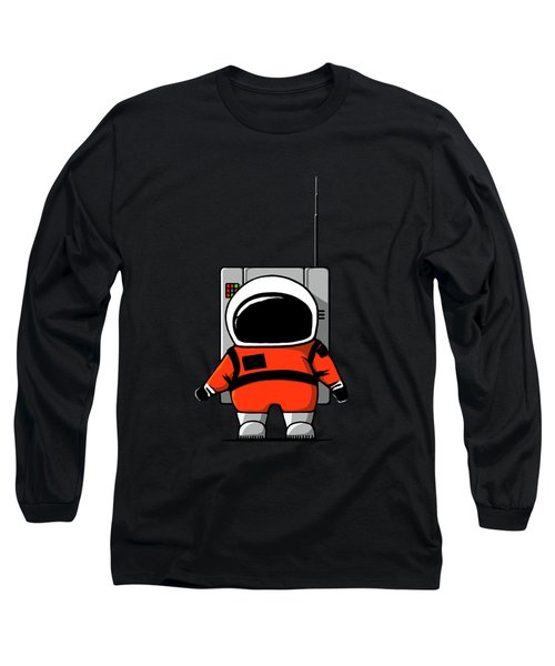 Moon Man Long Sleeve T-Shirt