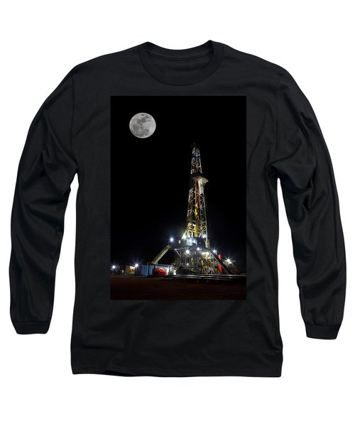 Moon Over Latshaw 10 Long Sleeve T-Shirt