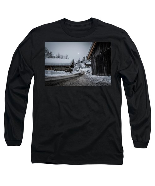 Moon Walk- Long Sleeve T-Shirt
