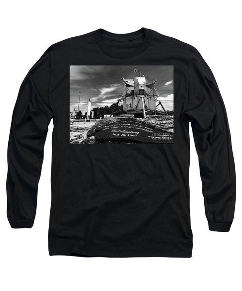 Moon Walker Long Sleeve T-Shirt