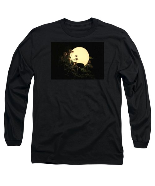 Moonglow Thistles Long Sleeve T-Shirt