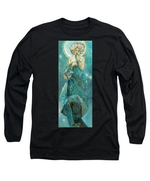 Moonlight Long Sleeve T-Shirt